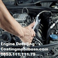 Engine Detailing - Coatingmobilboss.com