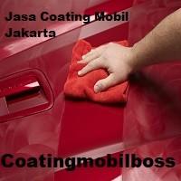 Jasa Panggilan Coating Mobil Boss