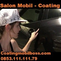 Salon Mobil Coating mobil boss 0853.111.111.79