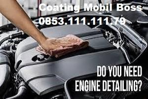 Cara Membersihkan mesin mobil 0853.111.111.79 coating mobil boss
