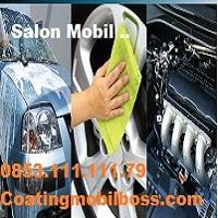 Jasa Salon Mobil dan Coating Mobil 0853.111.111.79 coating mobil boss