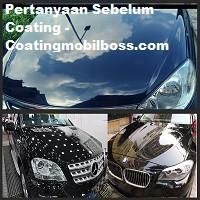 Pertanyaan sebelum coating mobil -0853.111.111.79 coatingmobilboss.com