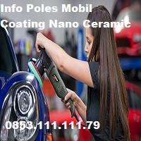 Jasa Poles Mobil 0853.111.111.79 coating mobil boss