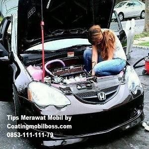 Tips Menjaga Kondisi Mobil Terparkir Saat Karantina COVID-19-coatingmobilboss.com