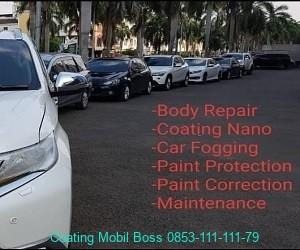 Tempat Coating Mobil 0853.111.111.79 coatingmobilboss.com