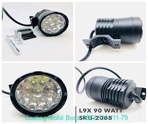 lampu sorot 9 led - coatingmobilboss.com