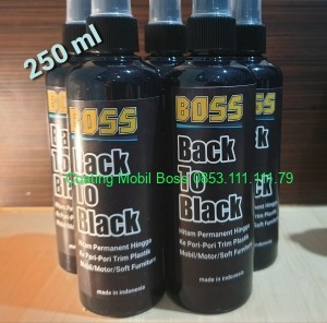 Back To Black kemasan 250 ml