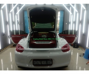crystal coating mobil luxury