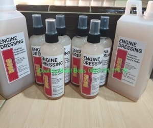 Engine Dressing 250 ml -coatingmobilboss.com