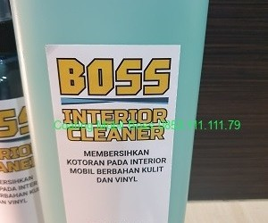 Interior Cleaner Pembersih Dashboard 1liter -coatingmobilboss.com 085311111179