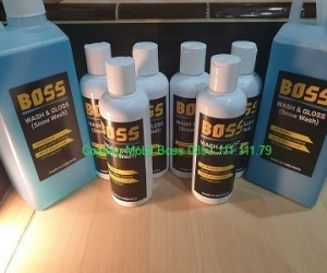 Shampo Mobil Car Snow Wash 0853.111.111.79 coatingmobilboss.com