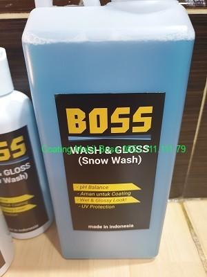 Shampo Snow Wash 1 liter 0853.111.111.79 coatingmobilboss.com