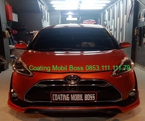 Completed Coating Mobil 0853.111.111.79 coatingmobilboss8