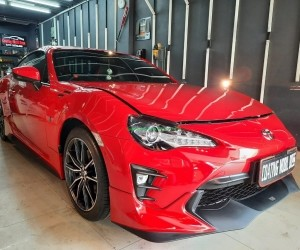 Coating Mobil Toyota FT 86 -coatingmobilboss.com